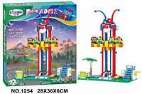 "Конструктор ""Paradise: аттракцион"", 340 дет 1254"