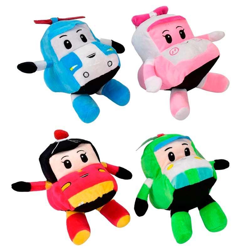 """М'яка іграшка """"Робокар"""" N 00052"""