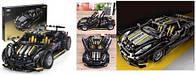 "Конструктор ""Balisong Small Super car"", 1177 деталей XB-07002"
