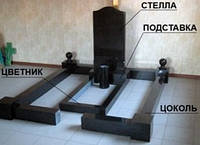Виготовлення пам'ятників з граніту