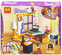 """Конструктор """"Friend: комната Мэнди"""", 87 дет 11030"""