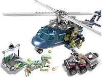"""Конструктор """"Спасти динозавра"""", серия """"Мир динозавров"""", 433 дет 25001"""