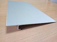 Стильные и практичные алюминиевые плинтусы скрытого типа крепления становятся все востребованнее в наше время