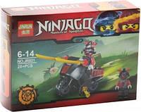 """Конструктор """"NinjaGo. Слэкджоу"""", 28 дет 931B"""