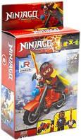 "Конструктор ""Ninja: Ния на мотоцикле"" 791B"