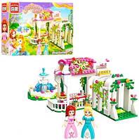 """Конструктор """"Princess Leah: беседка в саду"""", 261 дет 2602"""