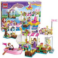 """Конструктор """"Princess Leah: отдых на озере, 394 дет 2607"""