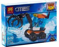 """Конструктор """"Cities: снегоход"""", 64 дет 28029"""