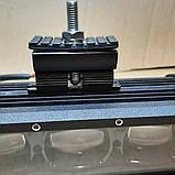 Светодиодная фара балка линзованная 30W с СТГ, фото 3