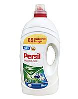 (Брак, немає передньої и задньої етикетки) Універсальний рідкий порошок Persil power-gel Universal 5.65 л, фото 1