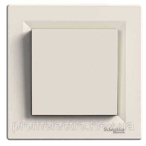 Заглушка Schneider-Electric Asfora кремовый (EPH5600123), фото 2