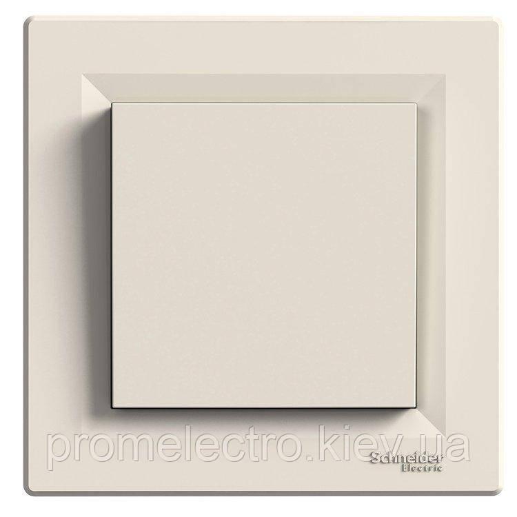 Заглушка Schneider-Electric Asfora кремовый (EPH5600123)