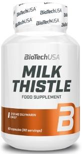 Здоровье печени BioTech - Milk Thistle (60 капсул)