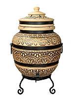 """Тандыр печь дизайн """"Илиада"""" 65 литров, фото 1"""