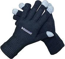 Перчатки Tronsmart для емкостных экранов, черные