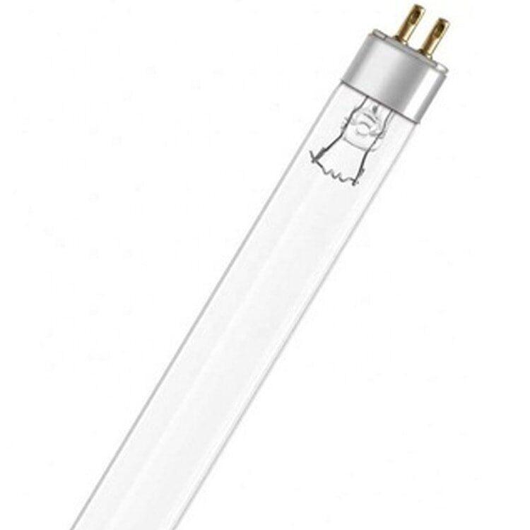 Запасная кварцевая уф лампа для светильника Q-101  10 вт