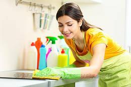 Частичная уборка (кухня, санузел, балкон, мойка окон)