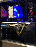 Игровой компьютер Oberon (GX912) Intel Core i7-4790 RAM 16GB SSD 120GB+ HDD 1TB  PCI RX 570 4GB, фото 6