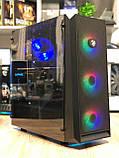 Игровой компьютер Oberon (GX912) Intel Core i7-4790 RAM 16GB SSD 120GB+ HDD 1TB  PCI RX 570 4GB, фото 8