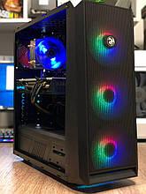 Игровой компьютер Oberon (GX912) Intel Core i7-4790 RAM 16GB SSD 120GB+ HDD 1TB  PCI RX 570 4GB
