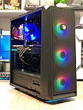 Игровой компьютер Oberon (GX912) Intel Core i7-4790 RAM 16GB SSD 120GB+ HDD 1TB  PCI RX 570 4GB, фото 9