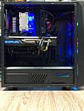 Игровой компьютер Oberon (GX912) Intel Core i7-4790 RAM 16GB SSD 120GB+ HDD 1TB  PCI RX 570 4GB, фото 10