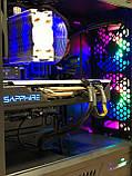 Игровой компьютер Oberon (GX912) Intel Core i7-4790 RAM 16GB SSD 120GB+ HDD 1TB  PCI RX 570 4GB, фото 4