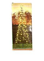 Новогоднее украшение LeD елка--
