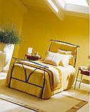 Кованая кровать односпальная. Ручная ковка, фото 7