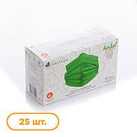 Защитная маска Abifarm Herbal Protect с эфирными маслами, ароматическая, трехслойная, 25 шт.
