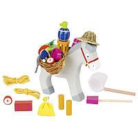 Развивающая игрушка Goki Балансир Ослик (56986G)