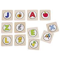 Развивающая игрушка Goki Изучение алфавита (56719G)