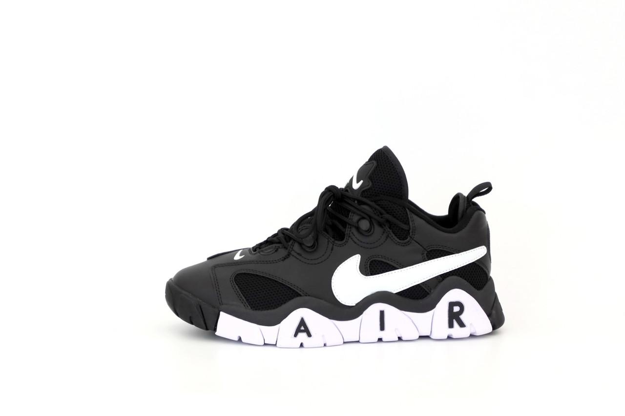 """Кроссовки Nike Air Barrage """"Черные/Белые"""""""