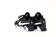 """Кроссовки Nike Air Barrage """"Черные/Белые"""", фото 2"""