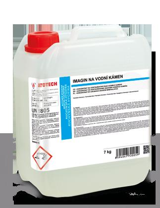 ИМЕДЖИН® для удаления кальция 7л (IMAGIN® na Vodní kámen) – средство для глубокой очистки от накипи
