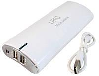 Портативное зарядное USB зарядка Power Bank 20000 mAh универсальное зарядное