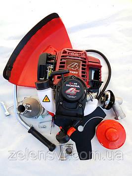 Мотокоса бензокоса триммер Honda GX 35 4-тактный двигатель