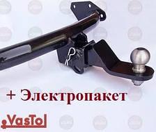 Фаркоп под квадрат Volkswagen Amarok (с 2010 --) Vastol