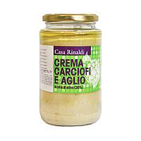 Крем из артишоков в оливковом масле extra vergine Casa Rinaldi 500г