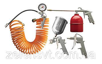 Набор аксессуаров для воздушного компрессора VORSKLA ПМЗ 5-10