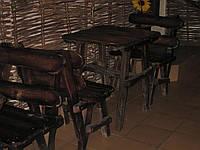 Деревянная мебель для кафе и дома