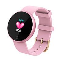 Умный фитнес браслет Lemfo B36 для женщин (Розовый)