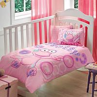 TAC Постельное белье для новорожденных Wotwots Girl