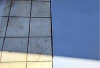 Ремонт гідроізоляції по плитці з декоративним покриттям