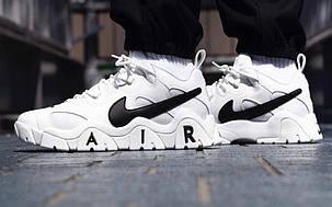 "Кроссовки Nike Air Barrage ""Белые"", фото 2"