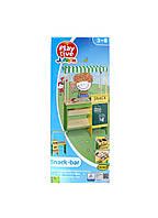 """Детский киоск """"Snack Bar"""" PlayTive - бежевый-зеленый K02-110122"""