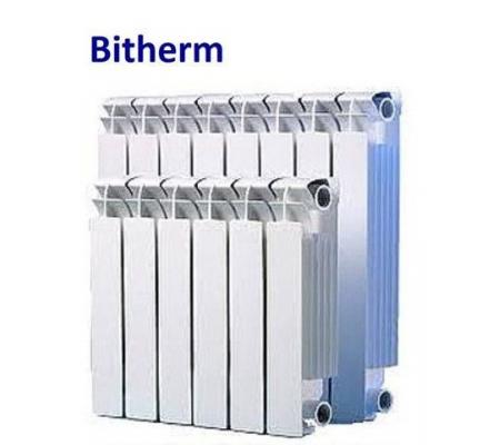 Біметалевий радіатор BITHERM 500-100 L
