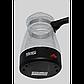 Турка электрическая стеклянная 700 мл 600 Ватт DSP KA-3037 черная, фото 4