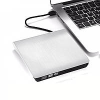 Інтерфейс USB 3.0 тонкий зовнішній DVD оптичний привід DVD-RW і компакт-диск-RW комбо-привід пальника рідер