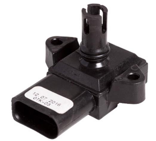 Датчик абсолютного давления для автомобилей ГАЗ Газель Бизнес УМЗ 4216 / ЗАЗ sens 1.3i